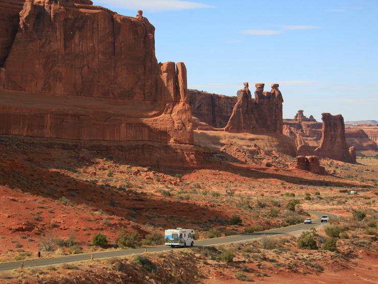 Ouest Américain Grand Tour