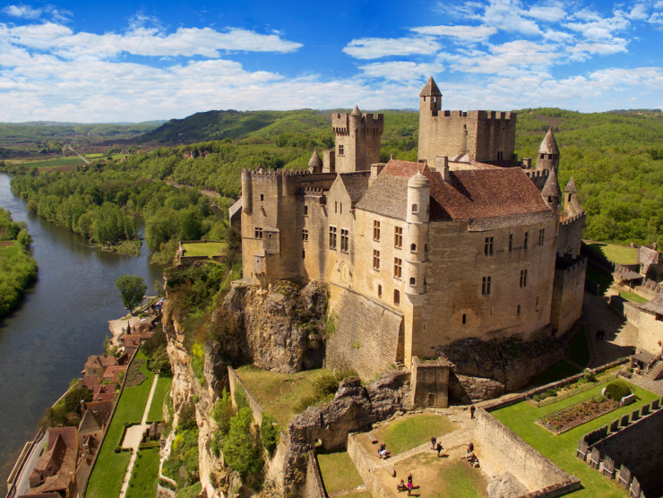 France - Entre Lot et Dordogne